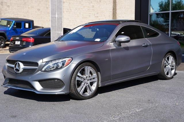 Used 2017 Mercedes-Benz C-Class C 300 for sale $32,496 at Gravity Autos Roswell in Roswell GA 30076 5