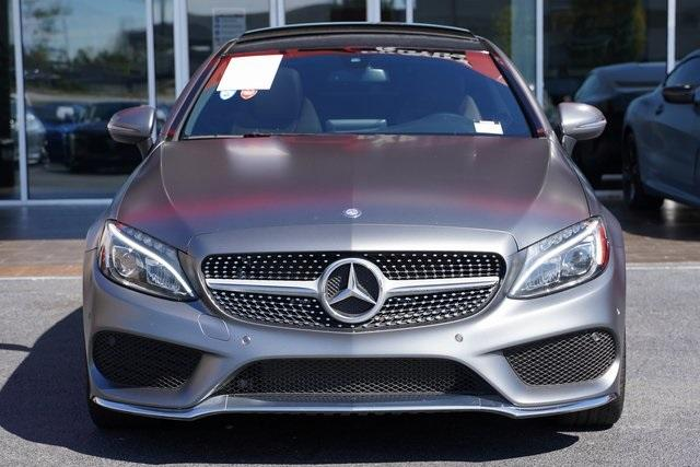 Used 2017 Mercedes-Benz C-Class C 300 for sale $32,496 at Gravity Autos Roswell in Roswell GA 30076 6