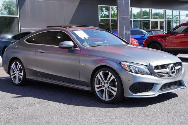 Used 2017 Mercedes-Benz C-Class C 300 for sale $32,496 at Gravity Autos Roswell in Roswell GA 30076 7