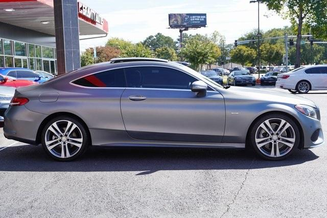 Used 2017 Mercedes-Benz C-Class C 300 for sale $32,496 at Gravity Autos Roswell in Roswell GA 30076 8
