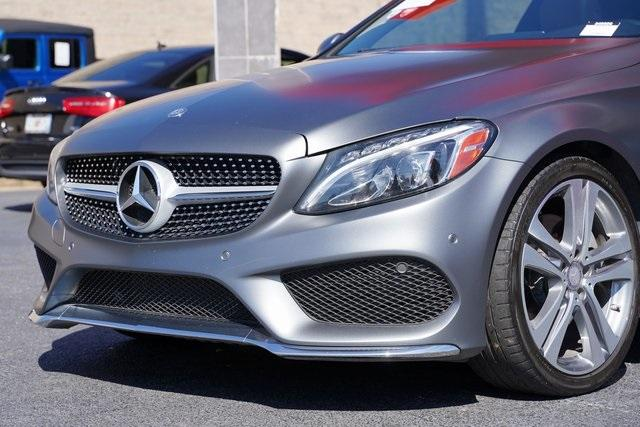 Used 2017 Mercedes-Benz C-Class C 300 for sale $32,496 at Gravity Autos Roswell in Roswell GA 30076 9