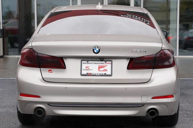 Used 2017 BMW 5 Series 530i for sale $30,496 at Gravity Autos Roswell in Roswell GA 30076 10