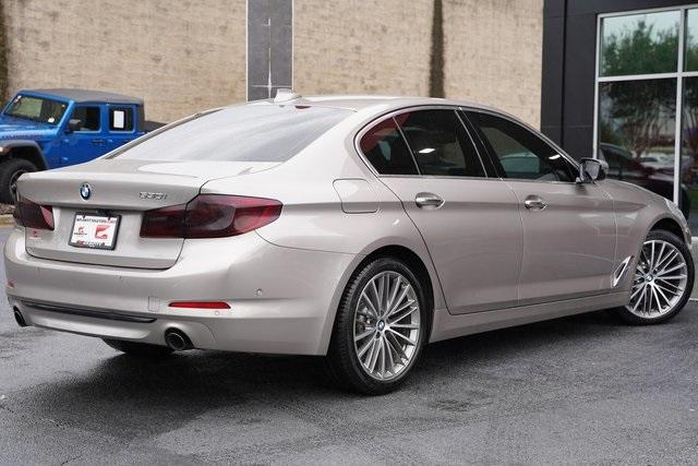 Used 2017 BMW 5 Series 530i for sale $30,496 at Gravity Autos Roswell in Roswell GA 30076 11