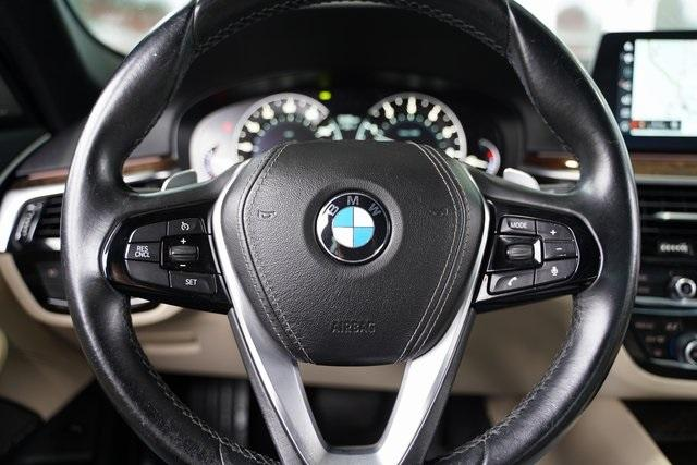 Used 2017 BMW 5 Series 530i for sale $30,496 at Gravity Autos Roswell in Roswell GA 30076 14