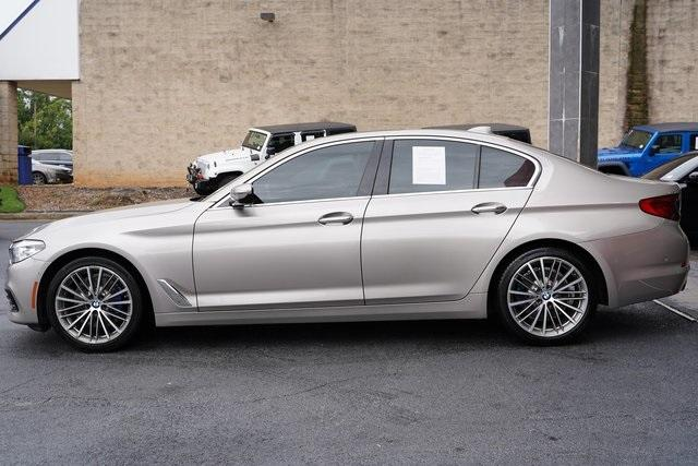 Used 2017 BMW 5 Series 530i for sale $30,496 at Gravity Autos Roswell in Roswell GA 30076 4