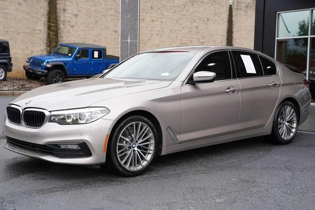 Used 2017 BMW 5 Series 530i for sale $30,496 at Gravity Autos Roswell in Roswell GA 30076 5