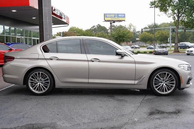 Used 2017 BMW 5 Series 530i for sale $30,496 at Gravity Autos Roswell in Roswell GA 30076 8