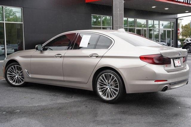 Used 2017 BMW 5 Series 530i for sale $30,496 at Gravity Autos Roswell in Roswell GA 30076 9