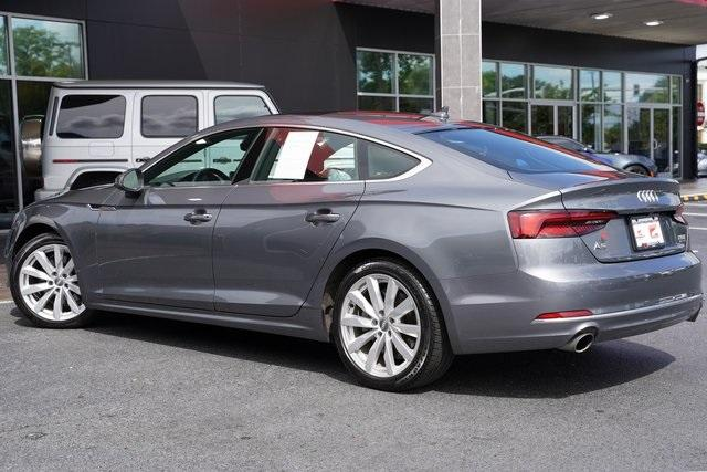 Used 2018 Audi A5 2.0T Premium for sale Sold at Gravity Autos Roswell in Roswell GA 30076 11