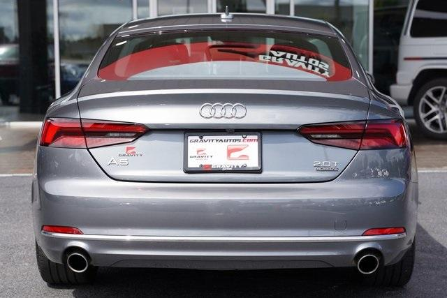 Used 2018 Audi A5 2.0T Premium for sale Sold at Gravity Autos Roswell in Roswell GA 30076 12
