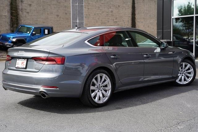 Used 2018 Audi A5 2.0T Premium for sale Sold at Gravity Autos Roswell in Roswell GA 30076 13