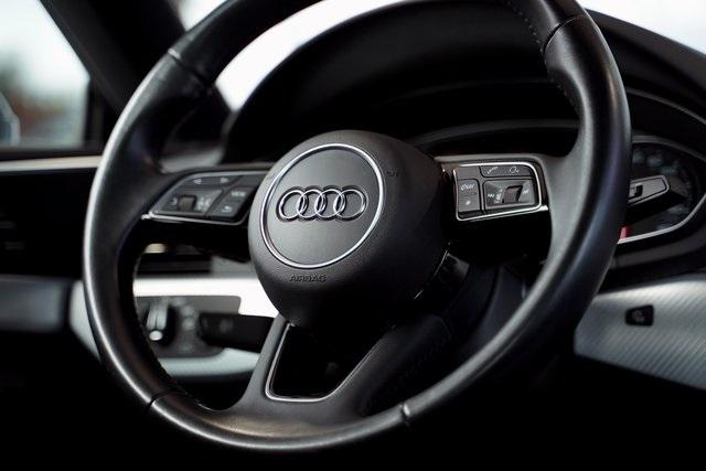 Used 2018 Audi A5 2.0T Premium for sale Sold at Gravity Autos Roswell in Roswell GA 30076 16