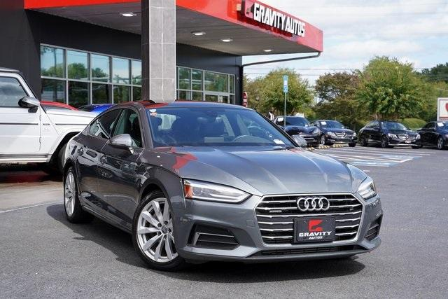 Used 2018 Audi A5 2.0T Premium for sale Sold at Gravity Autos Roswell in Roswell GA 30076 2