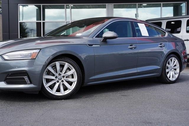 Used 2018 Audi A5 2.0T Premium for sale Sold at Gravity Autos Roswell in Roswell GA 30076 3