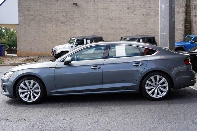 Used 2018 Audi A5 2.0T Premium for sale Sold at Gravity Autos Roswell in Roswell GA 30076 4