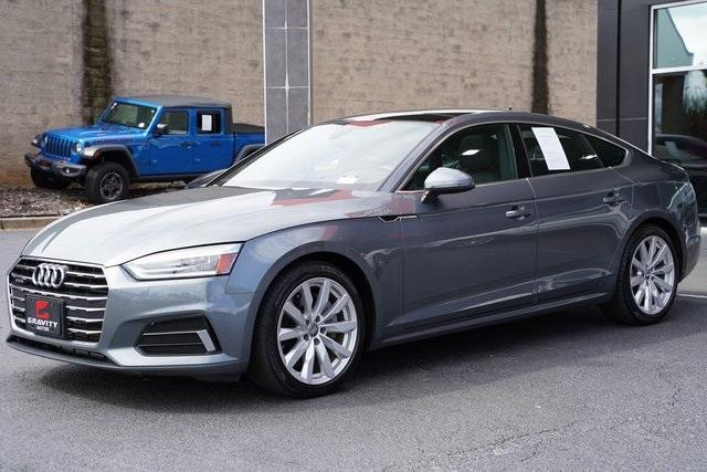 Used 2018 Audi A5 2.0T Premium for sale Sold at Gravity Autos Roswell in Roswell GA 30076 5