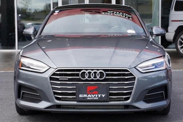 Used 2018 Audi A5 2.0T Premium for sale Sold at Gravity Autos Roswell in Roswell GA 30076 6