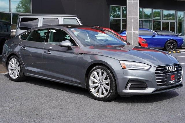 Used 2018 Audi A5 2.0T Premium for sale Sold at Gravity Autos Roswell in Roswell GA 30076 7