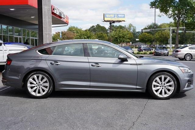Used 2018 Audi A5 2.0T Premium for sale Sold at Gravity Autos Roswell in Roswell GA 30076 8