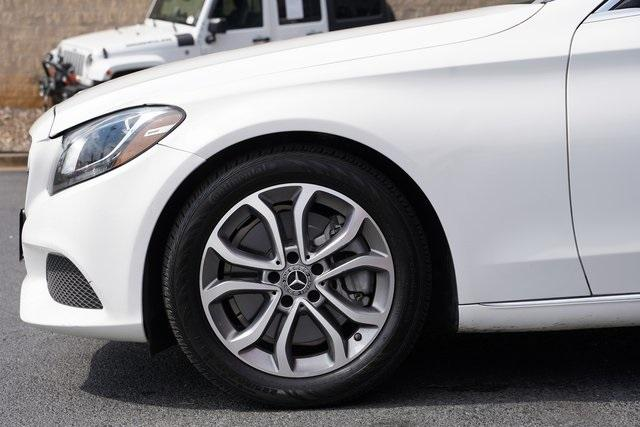Used 2018 Mercedes-Benz C-Class C 300 for sale $32,496 at Gravity Autos Roswell in Roswell GA 30076 10