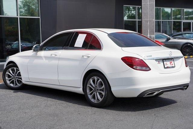 Used 2018 Mercedes-Benz C-Class C 300 for sale $32,496 at Gravity Autos Roswell in Roswell GA 30076 11
