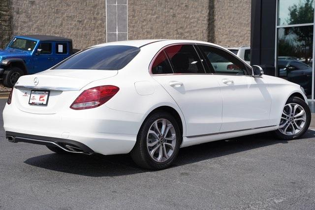 Used 2018 Mercedes-Benz C-Class C 300 for sale $32,496 at Gravity Autos Roswell in Roswell GA 30076 13