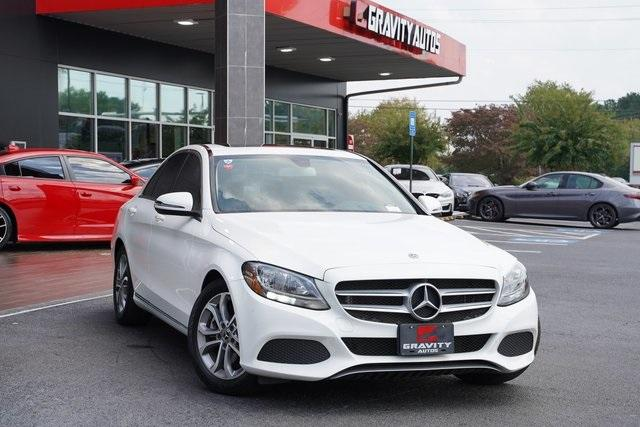 Used 2018 Mercedes-Benz C-Class C 300 for sale $32,496 at Gravity Autos Roswell in Roswell GA 30076 2