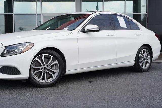 Used 2018 Mercedes-Benz C-Class C 300 for sale $32,496 at Gravity Autos Roswell in Roswell GA 30076 3