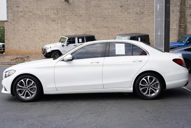 Used 2018 Mercedes-Benz C-Class C 300 for sale $32,496 at Gravity Autos Roswell in Roswell GA 30076 4