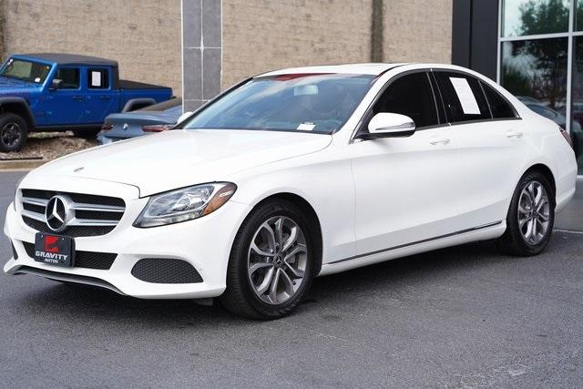 Used 2018 Mercedes-Benz C-Class C 300 for sale $32,496 at Gravity Autos Roswell in Roswell GA 30076 5