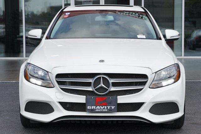 Used 2018 Mercedes-Benz C-Class C 300 for sale $32,496 at Gravity Autos Roswell in Roswell GA 30076 6