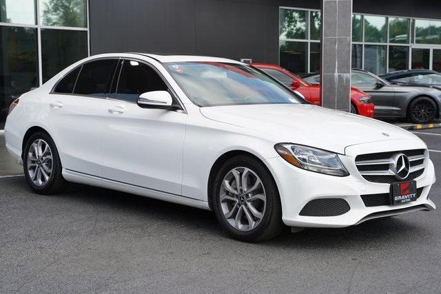 Used 2018 Mercedes-Benz C-Class C 300 for sale $32,496 at Gravity Autos Roswell in Roswell GA 30076 7