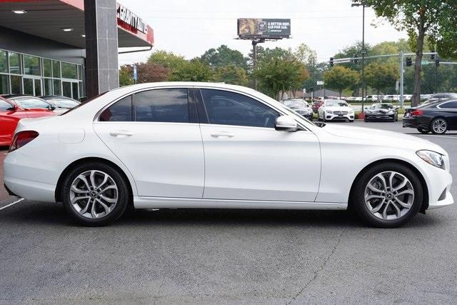 Used 2018 Mercedes-Benz C-Class C 300 for sale $32,496 at Gravity Autos Roswell in Roswell GA 30076 8