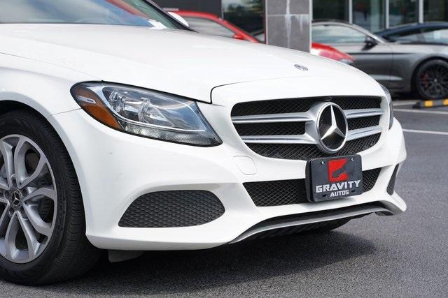 Used 2018 Mercedes-Benz C-Class C 300 for sale $32,496 at Gravity Autos Roswell in Roswell GA 30076 9
