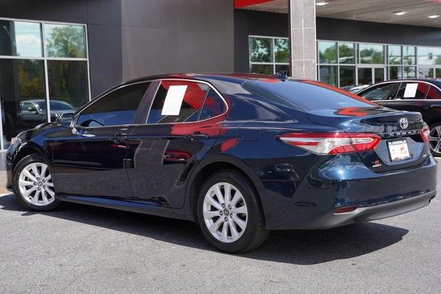 Used 2020 Toyota Camry LE for sale Sold at Gravity Autos Roswell in Roswell GA 30076 11
