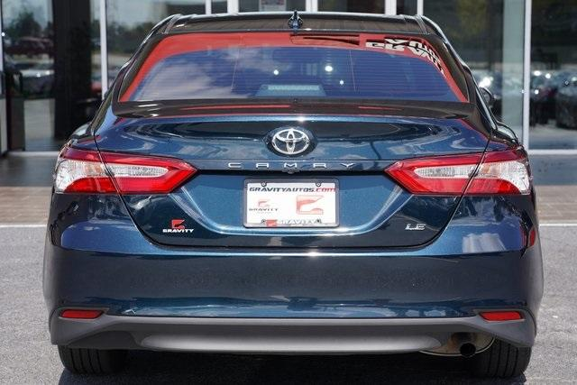 Used 2020 Toyota Camry LE for sale Sold at Gravity Autos Roswell in Roswell GA 30076 12