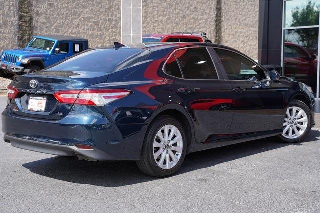 Used 2020 Toyota Camry LE for sale Sold at Gravity Autos Roswell in Roswell GA 30076 13