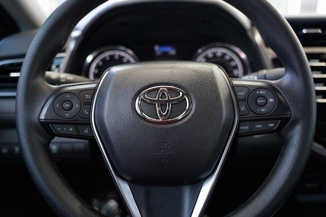 Used 2020 Toyota Camry LE for sale Sold at Gravity Autos Roswell in Roswell GA 30076 16