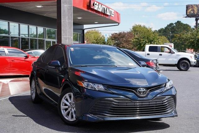 Used 2020 Toyota Camry LE for sale Sold at Gravity Autos Roswell in Roswell GA 30076 2