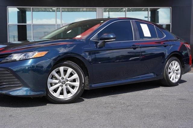 Used 2020 Toyota Camry LE for sale Sold at Gravity Autos Roswell in Roswell GA 30076 3