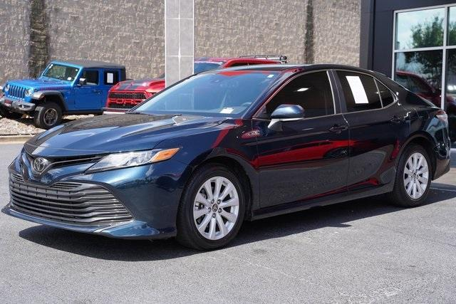 Used 2020 Toyota Camry LE for sale Sold at Gravity Autos Roswell in Roswell GA 30076 5