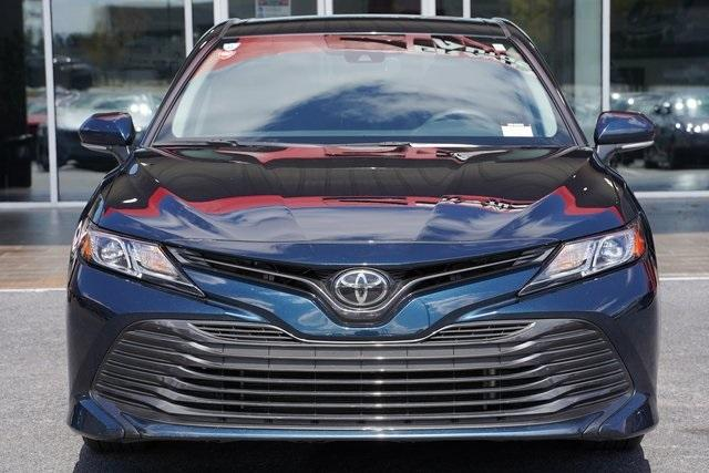 Used 2020 Toyota Camry LE for sale Sold at Gravity Autos Roswell in Roswell GA 30076 6