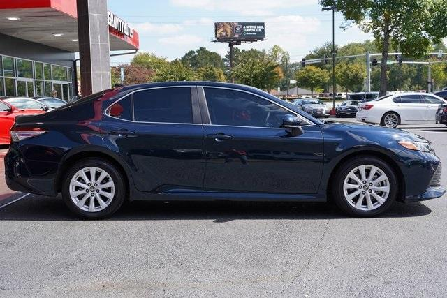 Used 2020 Toyota Camry LE for sale Sold at Gravity Autos Roswell in Roswell GA 30076 8