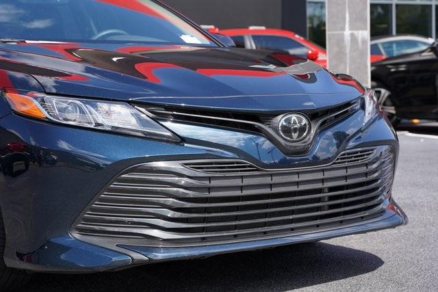 Used 2020 Toyota Camry LE for sale Sold at Gravity Autos Roswell in Roswell GA 30076 9