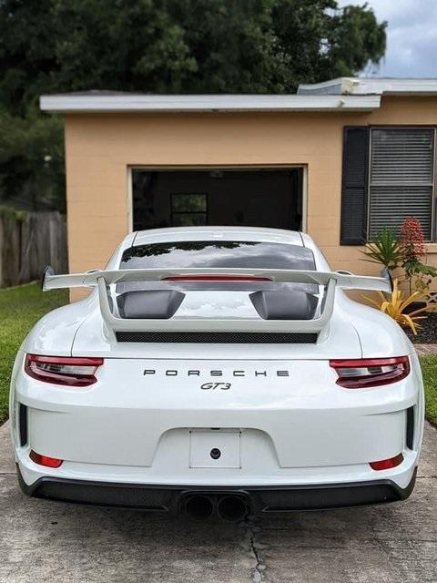 Used 2018 Porsche 911 GT3 for sale $197,996 at Gravity Autos Roswell in Roswell GA 30076 4