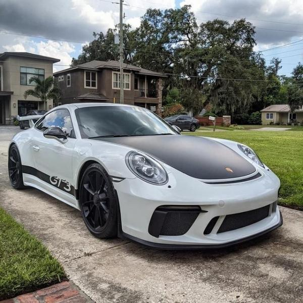 Used 2018 Porsche 911 GT3 for sale $201,991 at Gravity Autos Roswell in Roswell GA