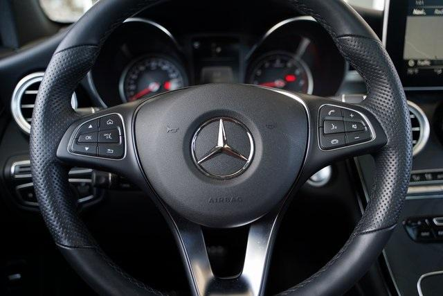Used 2019 Mercedes-Benz GLC GLC 300 for sale $46,996 at Gravity Autos Roswell in Roswell GA 30076 18