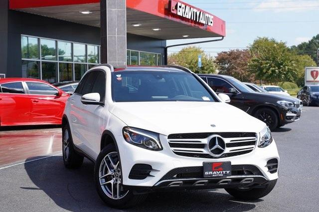 Used 2019 Mercedes-Benz GLC GLC 300 for sale $46,996 at Gravity Autos Roswell in Roswell GA 30076 2