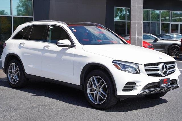 Used 2019 Mercedes-Benz GLC GLC 300 for sale $46,996 at Gravity Autos Roswell in Roswell GA 30076 7