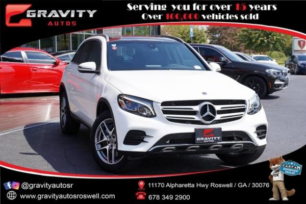 Used 2019 Mercedes-Benz GLC GLC 300 for sale $46,996 at Gravity Autos Roswell in Roswell GA